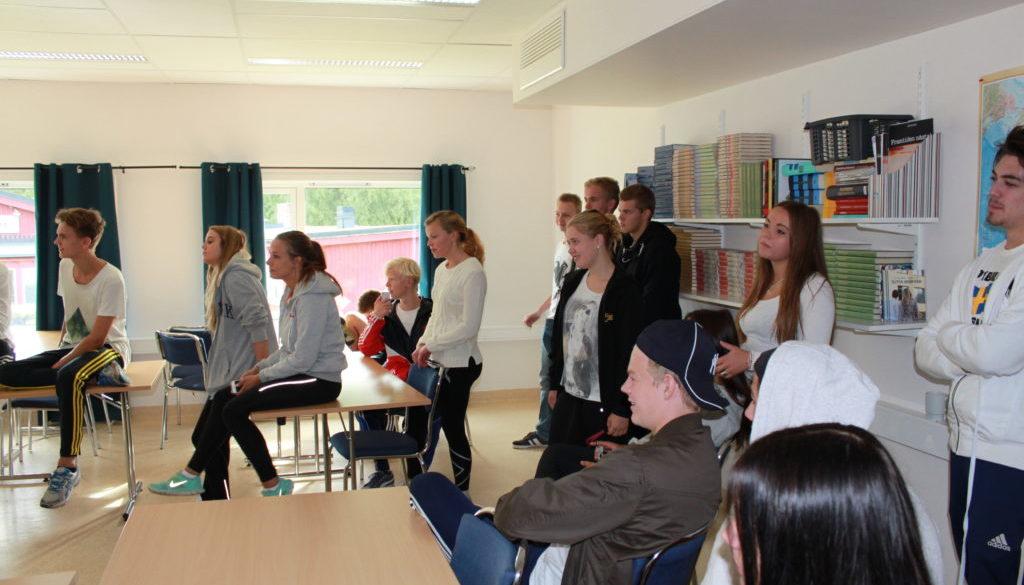 Grillkväll 97 or till teambildningsdag 2014 137